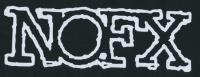 Zádovka NOFX nápis