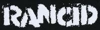 Zádovka RANCID nápis