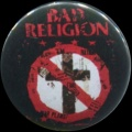 Placka 25 BAD RELIGION under