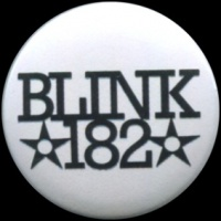 Placka 25 BLINK 182 star