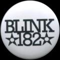 Placka 25 BLINK 182 star
