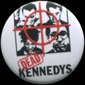 Placka 25 DEAD KENNEDYS band
