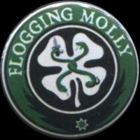 Placka 25 FLOGGING MOLLY