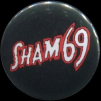 Placka 25 SHAM 69