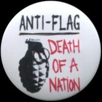 Placka 25 ANTI-FLAG granát
