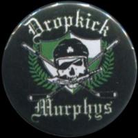 Placka 25 DROPKICK MURPHYS