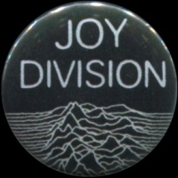 Placka 25 JOY DIVISION