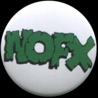 Placka 25 NOFX white