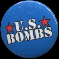 Placka 25 U.S. BOMBS