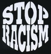 Nášivka STOP RACISM