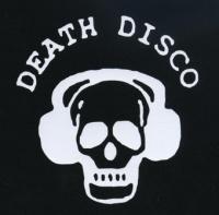 Nášivka DEATH DISCO