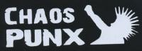 Nášivka CHAOS PUNX