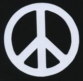 Nášivka PEACE