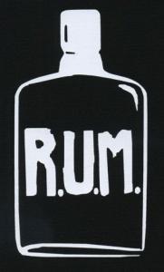 Nášivka R.U.M. placatka