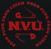 Nášivka N.V.Ú. duo sichr red