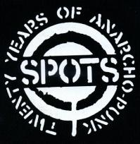 Nášivka SPOTS