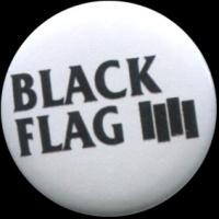 Placka 25 BLACK FLAG