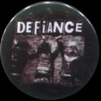 Placka 25 DEFIANCE