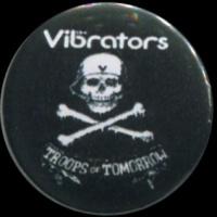 Placka 25 VIBRATORS lebka