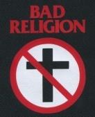Nášivka BAD RELIGION under