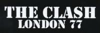 Nášivka CLASH London 77