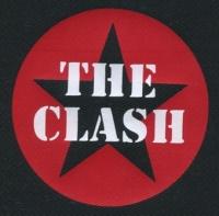 Nášivka CLASH star 1