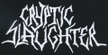 Nášivka CRYPTIC SLAUGHTER