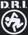 Nášivka D.R.I.