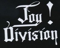 Nášivka JOY DIVISION
