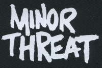 Nášivka MINOR THREAT