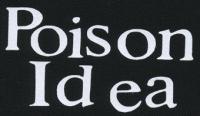 Nášivka POISON IDEA