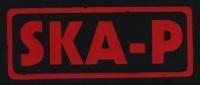 Nášivka SKA-P red