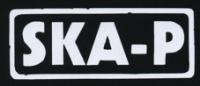 Nášivka SKA-P bw