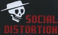 Nášivka SOCIAL DISTORTION