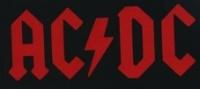 Nášivka AC/DC red