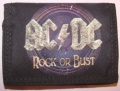 Peněženka AC/DC rock or bust