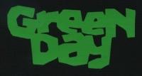 Nášivka GREEN DAY zelená