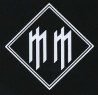 Nášivka MARILYN MANSON bit