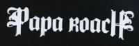 Nášivka PAPA ROACH