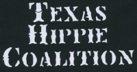 Nášivka TEXAS HIPPIE COALITION