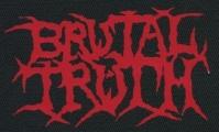 Nášivka BRUTAL TRUTH