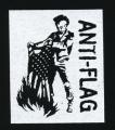 Nášivka ANTI-FLAG vlajka