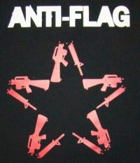 Zádovka ANTI-FLAG sg