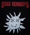 Zádovka DEAD KENNEDYS sun