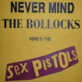 Zádovka SEX PISTOLS never mind