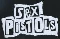 Zádovka SEX PISTOLS under