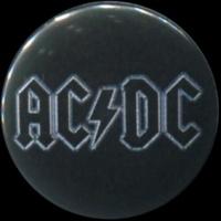 Placka 25 AC/DC bw