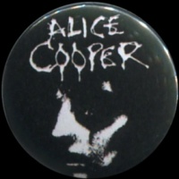 Placka 25 ALICE COOPER