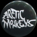 Placka 25 ARCTIC MONKEYS