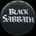Placka 25 BLACK SABBATH